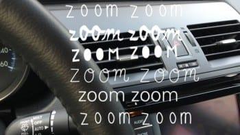 Mazda 3 has zoom zoom