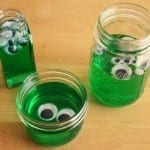 Google Eye Halloween Blobs by Make and Takes