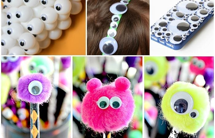awesome ways to use google eyes