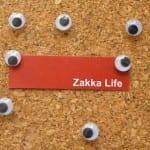 Google Eye Thumbtacks by Zakka Life