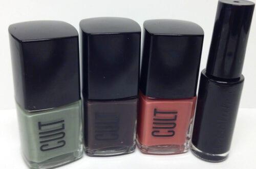 Cult Cosmetics November Blackbox
