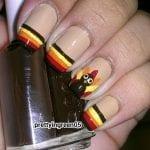 Turkey Stripes by @prettyingreen05 on Instagram