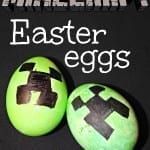 How To Make Minecraft Easter Eggs by Hallecake