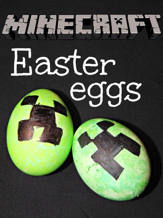 minecraft creeper egg