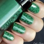 run forest run jolly holly 1 150x150 St. Patricks Day Nail Art Ideas