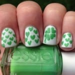 st patricks day nails 150x150 St. Patricks Day Nail Art Ideas