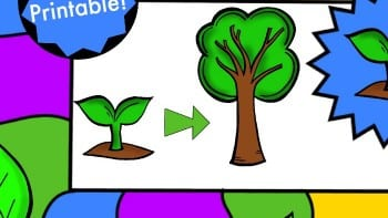 Grow a Tree Free Printable Earth Day Board Game From Totally The Bomb