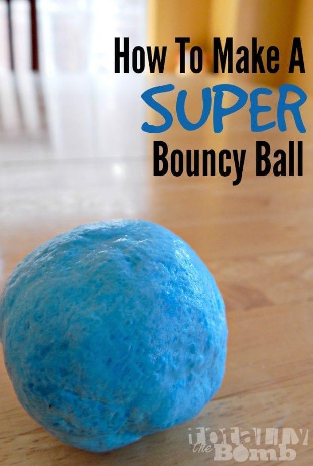 Make a Bouncy Ball