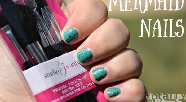 mermaid nails cbias
