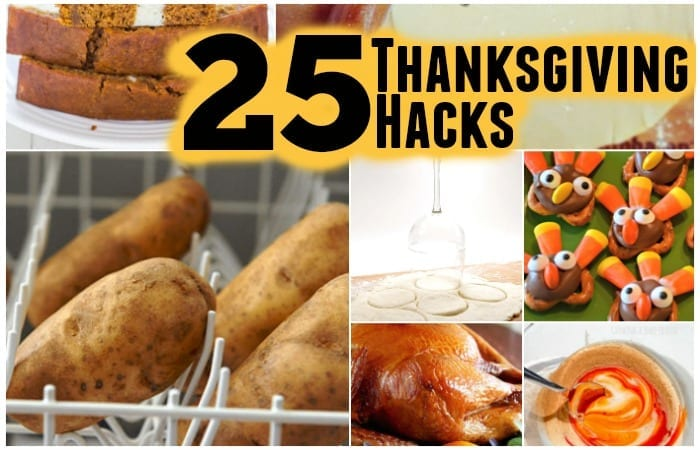 25 thanksgiving hacks feature
