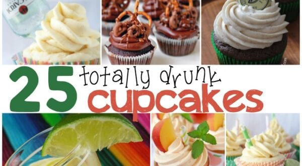 totally drunk cupcakes