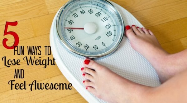 5 Fun Ways to Lose Weight and Feel Awesome Feature
