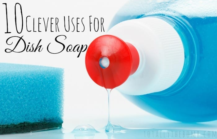Clever Uses Hack Tip Trick for Dish Soap Feature