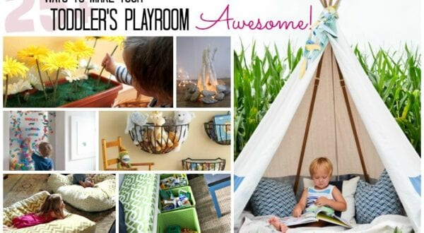 Toddler Playroom Awesome Feature w txt