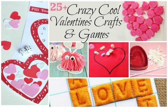 Valentines Class Easy Fun Craft Ideas Feature w txt