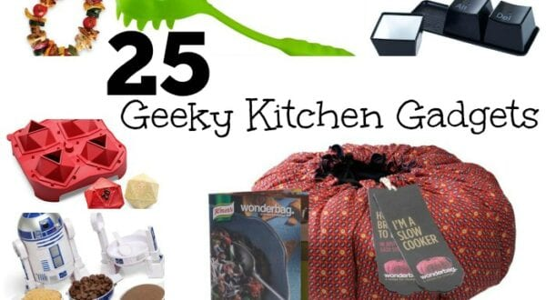 25 Geeky Kitchen Gadgets Feature txt