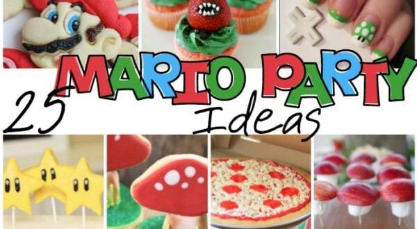 Mario Party Feature