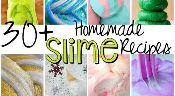 Slime recipes feature