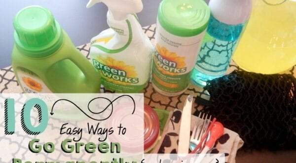easy ways to be more green feature