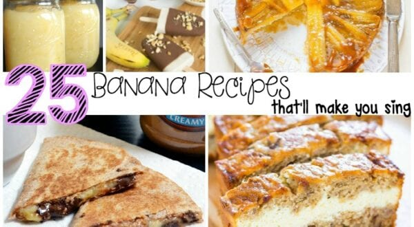 ways to cook banana feature