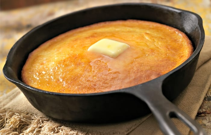 recipe: homemade southern cornbread [3]