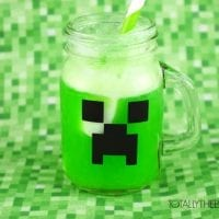 Minecraft Creeper Punch