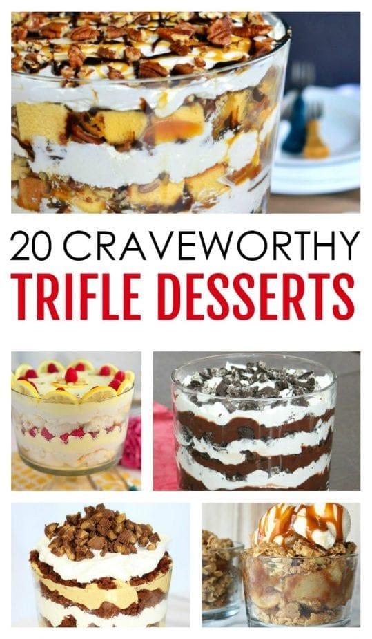 Trifle Desserts