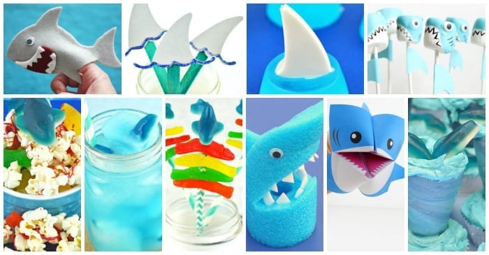 25 Shark Week Crafts and Recipes Facebook