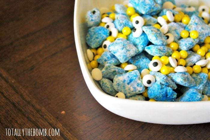 minion muddy buddies featured