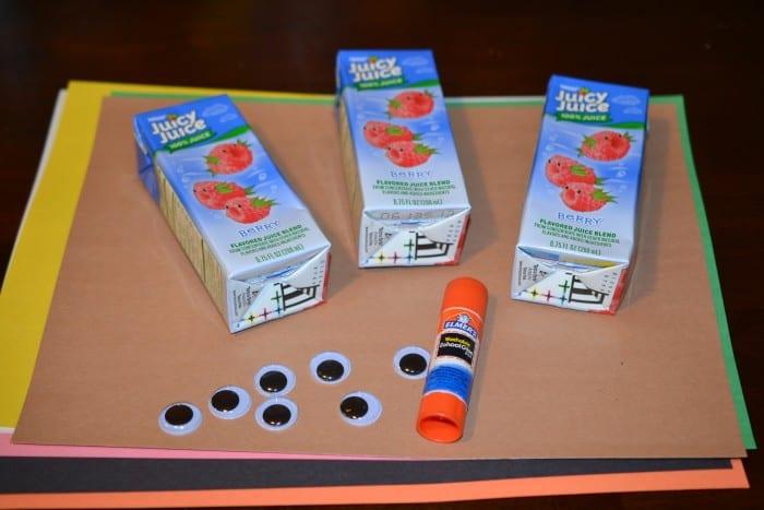 DIY Turkey Juice Boxes