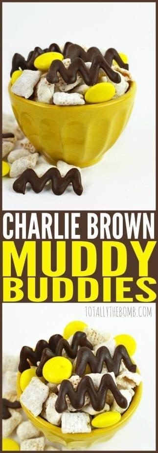 CHARLIE BROWN MUDDY BUDDIES