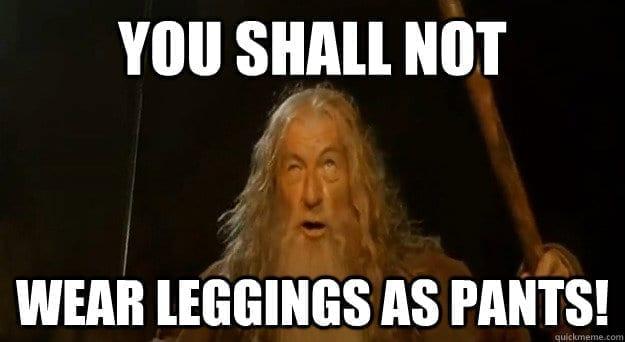 Gandalf Leggings