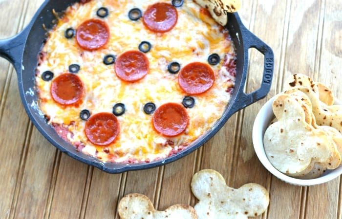 Pizza Dip for Parties