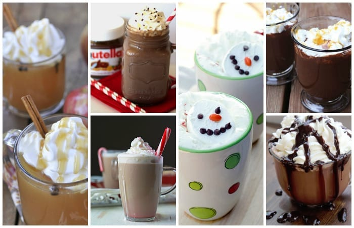 Slow cooker drinks for Christmas day