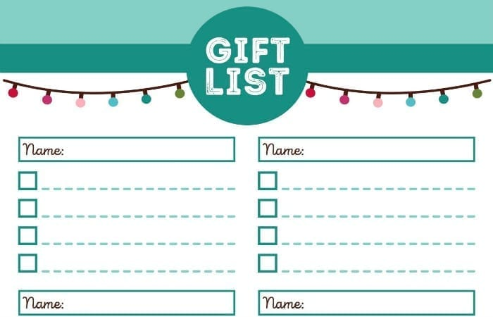 This Printable Christmas Planner Is Everything You'll Need