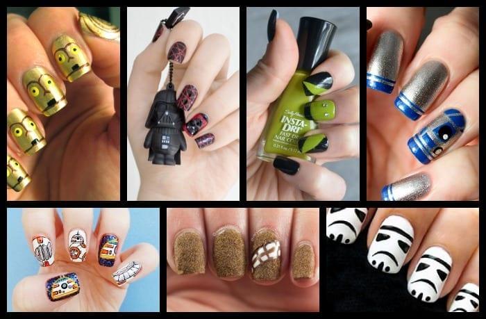 star wars nails1