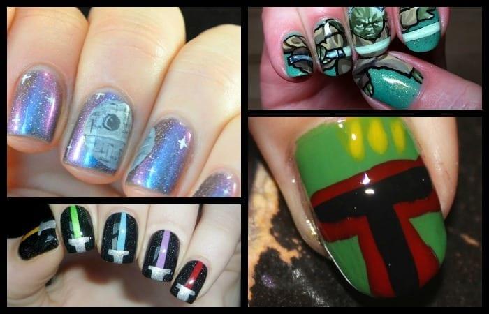 star wars nails2