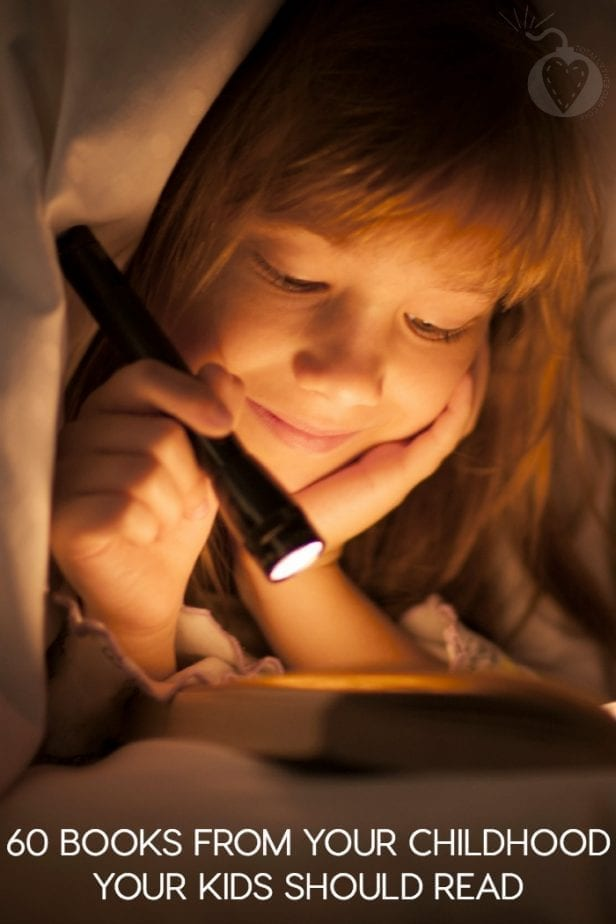 60 books from childhood your kids should read