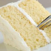 Vanilla Crazy Cake