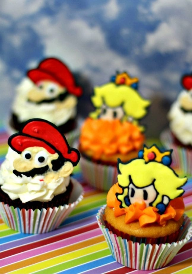 marioandpeachcupcakes