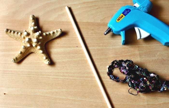 wand materials