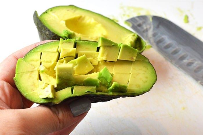 avocado ranch dip step4
