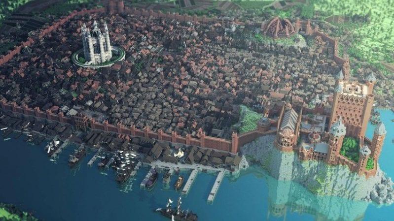 Minecraft Game of Thrones