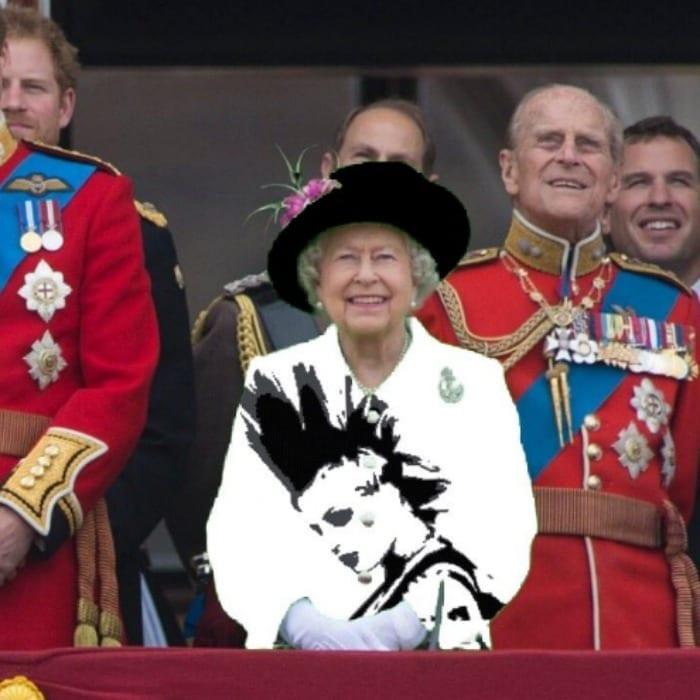 queen rocker