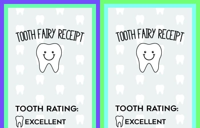 Tooth Fairy Receipt Featured