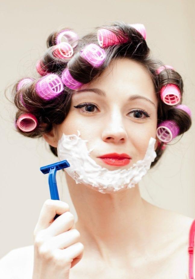 shaving everything