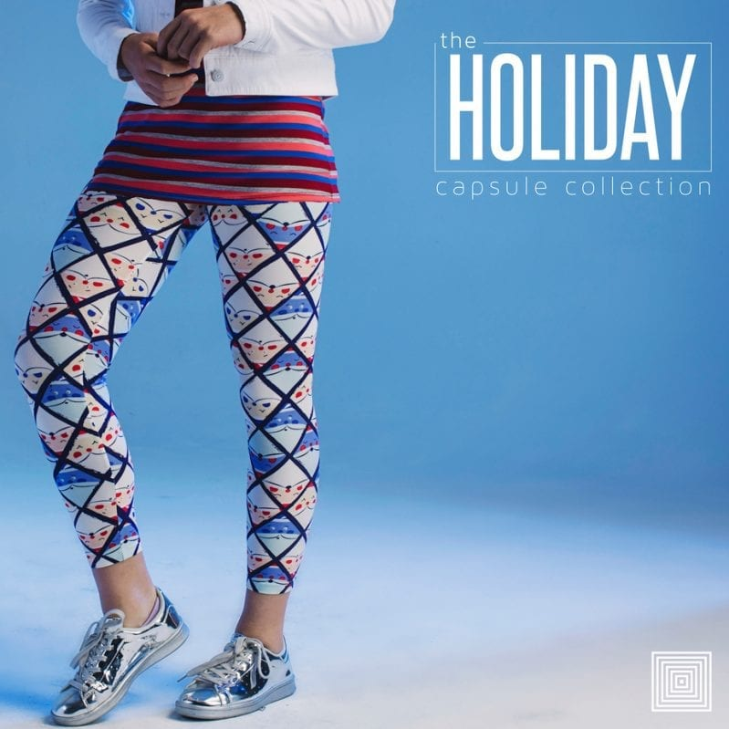 b28997d3ad0ad4 These LuLaRoe Christmas Prints are every elf's dream come true!!