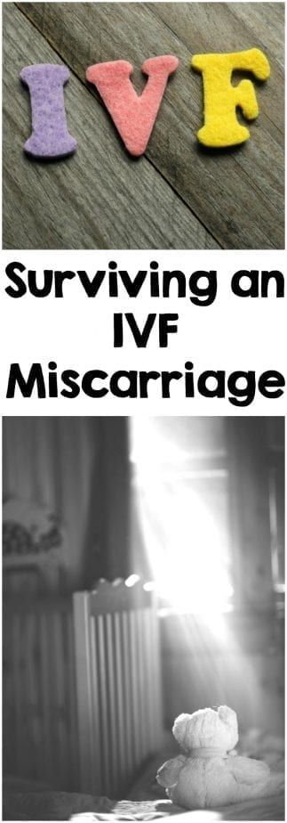 Surviving An IVF Miscarriage: My Only Month With A J