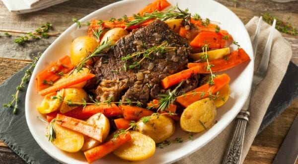 How To Make Pot Roast Instant Pot Fast!