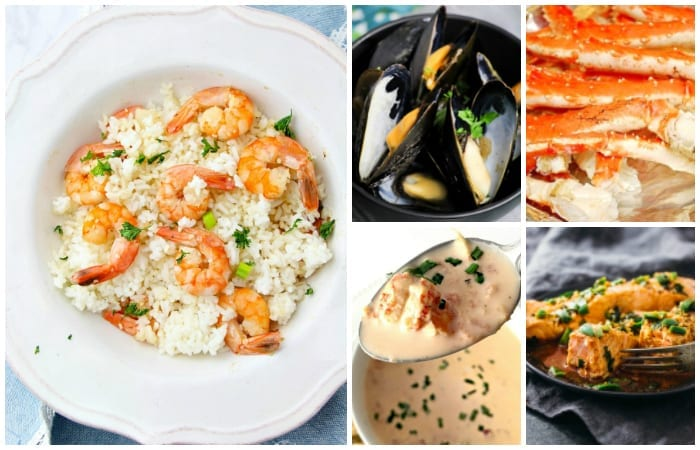 Instant Pot Seafood Recipes #instantpot #instantpotrecipes #seafoodrecipes #instantpotseafood